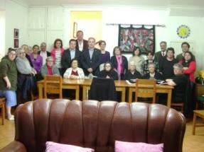 visita parlamentar